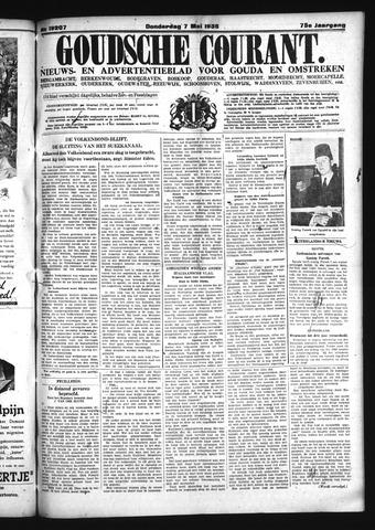 Goudsche Courant 1936-05-07