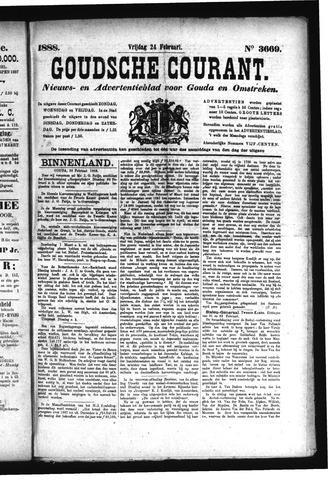 Goudsche Courant 1888-02-24