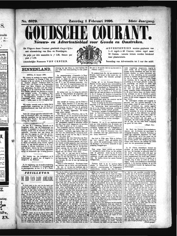 Goudsche Courant 1896-02-01