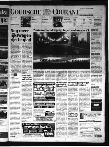 Goudsche Courant 2004-11-06