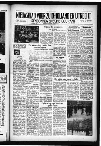 Schoonhovensche Courant 1956-12-24