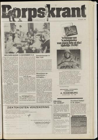 Dorpskrant 1985-10-30