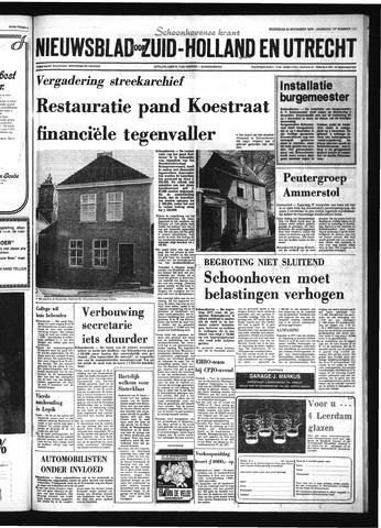 Schoonhovensche Courant 1976-11-24