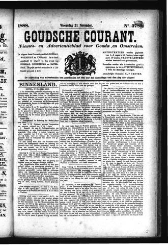Goudsche Courant 1888-11-21