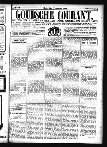 Goudsche Courant 1925-01-17