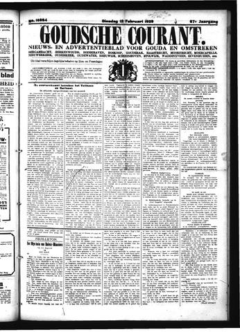 Goudsche Courant 1929-02-12