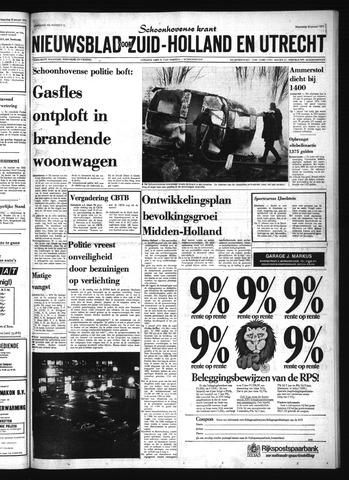 Schoonhovensche Courant 1974-01-30