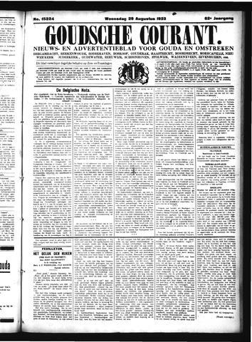 Goudsche Courant 1923-08-29
