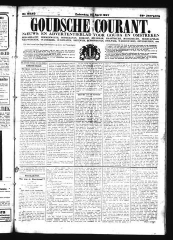 Goudsche Courant 1927-04-23