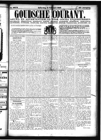 Goudsche Courant 1926-02-13