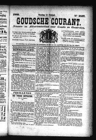 Goudsche Courant 1889-02-11