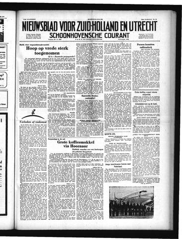 Schoonhovensche Courant 1951-06-25
