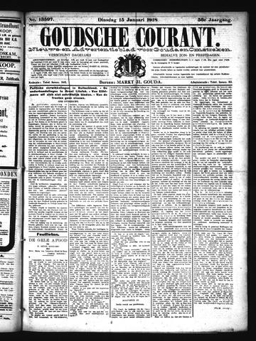 Goudsche Courant 1918-01-15