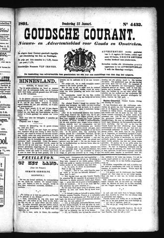 Goudsche Courant 1891-01-22