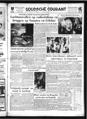 Goudsche Courant 1958-02-24