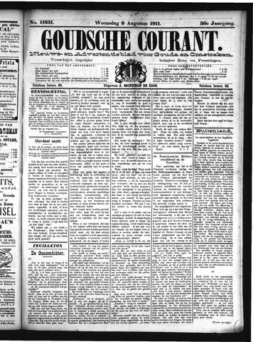 Goudsche Courant 1911-08-09