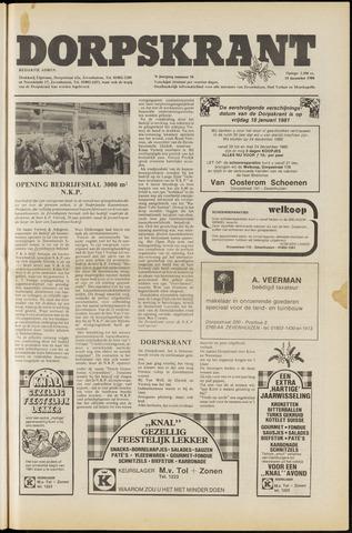 Dorpskrant 1980-12-19