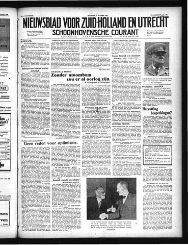 Schoonhovensche Courant 1948-10-11