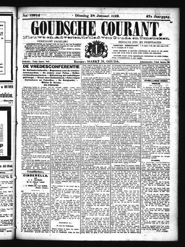 Goudsche Courant 1919-01-28