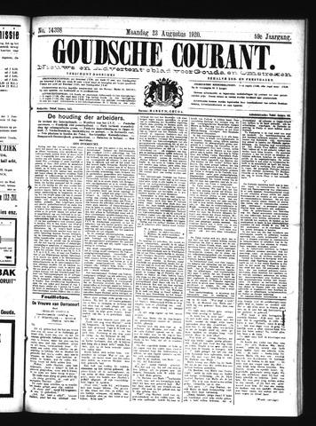 Goudsche Courant 1920-08-23