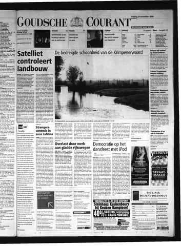 Goudsche Courant 2004-11-26