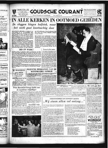 Goudsche Courant 1953-02-09