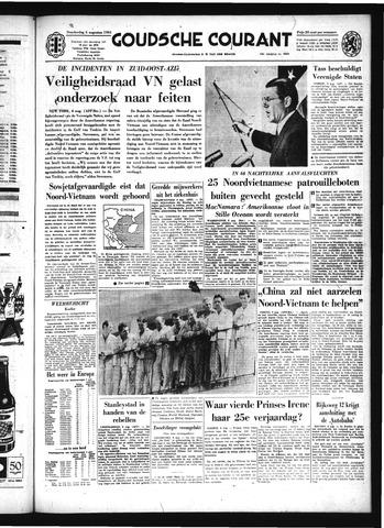 Goudsche Courant 1964-08-06