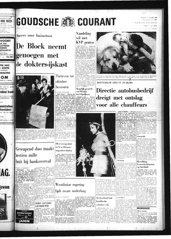 Goudsche Courant 1969-03-21
