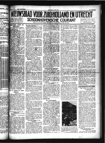 Schoonhovensche Courant 1942-06-15