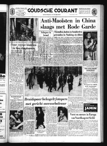Goudsche Courant 1967-01-09