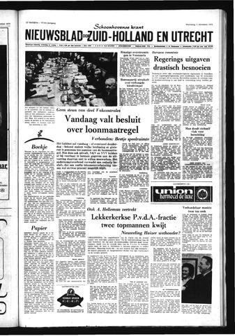 Schoonhovensche Courant 1970-12-09