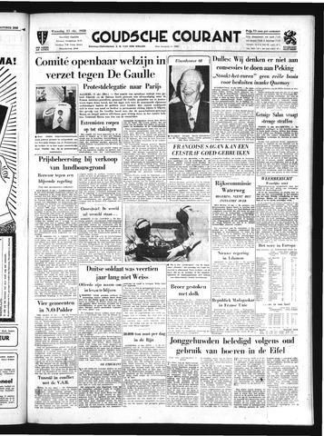 Goudsche Courant 1958-10-15