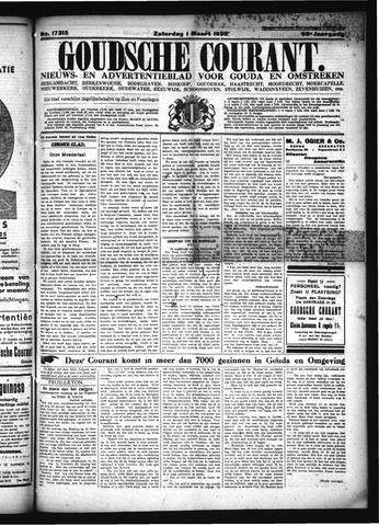 Goudsche Courant 1930-03-01