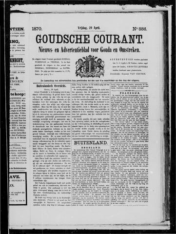 Goudsche Courant 1870-04-29