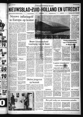 Schoonhovensche Courant 1973-04-25