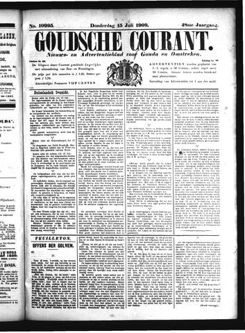 Goudsche Courant 1909-07-15
