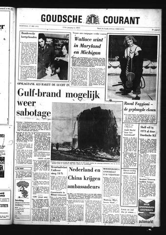 Goudsche Courant 1972-05-17