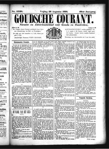Goudsche Courant 1910-08-26