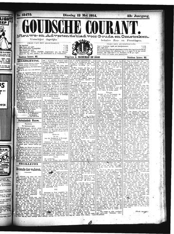 Goudsche Courant 1914-05-12