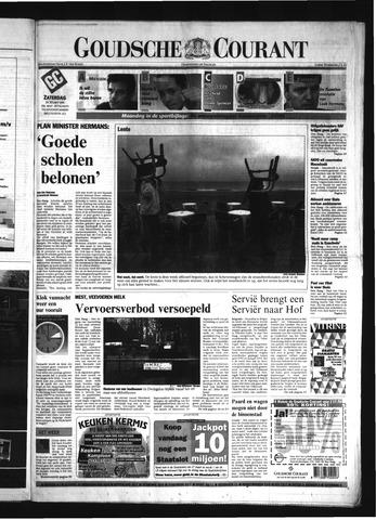 Goudsche Courant 2001-03-24