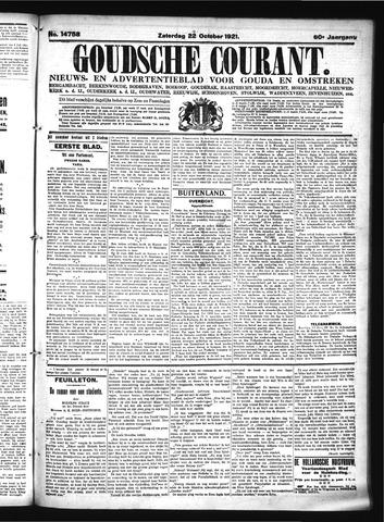Goudsche Courant 1921-10-22