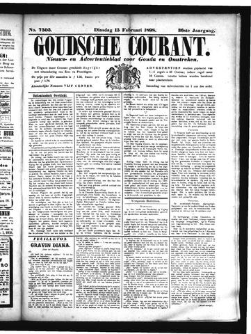 Goudsche Courant 1898-02-15