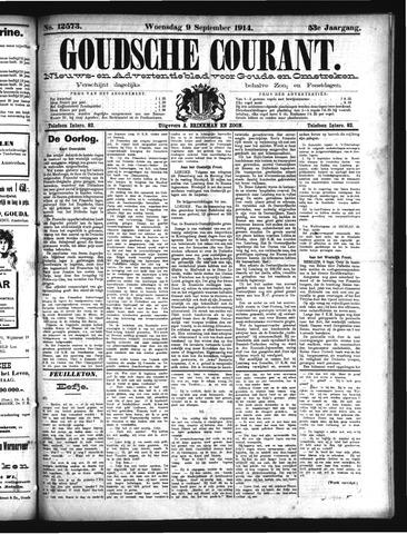 Goudsche Courant 1914-09-09
