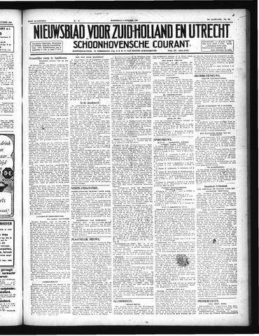 Schoonhovensche Courant 1946-10-09
