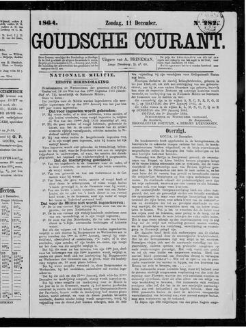 Goudsche Courant 1864-12-11