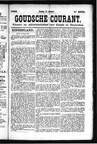Goudsche Courant 1883-01-21