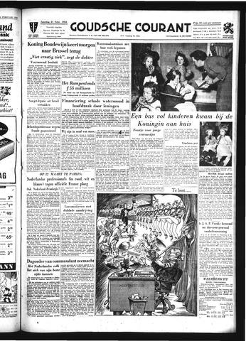 Goudsche Courant 1953-02-21