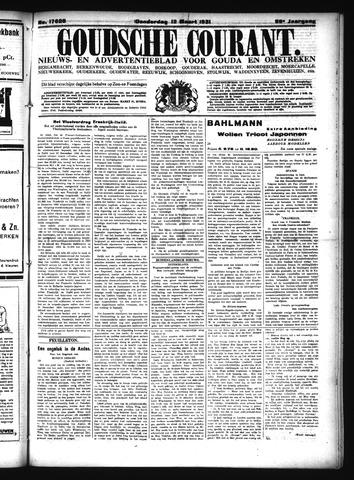 Goudsche Courant 1931-03-12