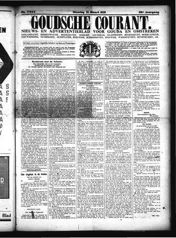 Goudsche Courant 1931-03-31
