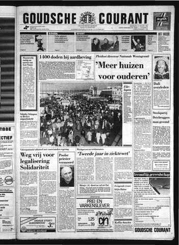 Goudsche Courant 1989-01-23